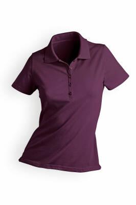 Shirt Damen Pflaume